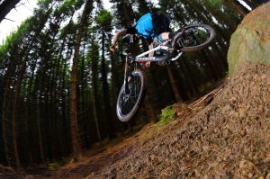 BikePark Wales (C) The Valleys