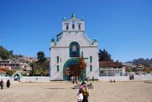 San Juan Chamula chruch (c) Journey Latin America